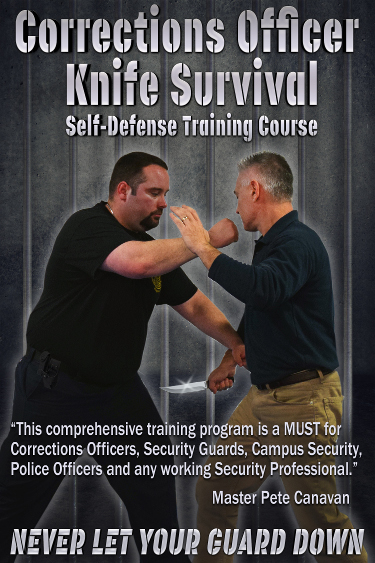Corrections Officer Knife Defense