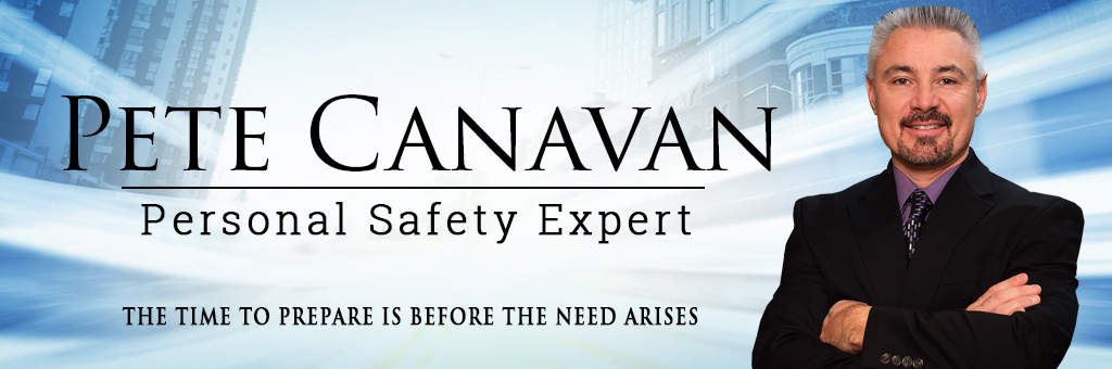 Personal Safety Consulting, Self-Defense Instruction and Author | Master Pete Canavan